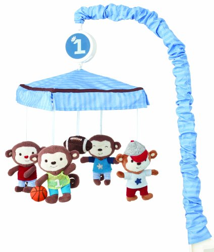 Infant Monkey Lamp - 8