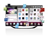 LG Electronics 47LA6900 47-Inch Cinema Screen Cinema 3D 1080p 120Hz LED-LCD HDTV with Smart TV and Four Pairs of 3D Glasses, Best Gadgets
