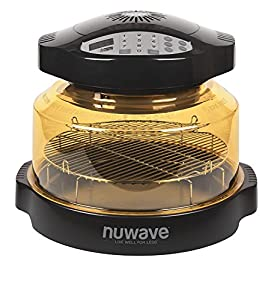 NuWave Pro Plus Oven – so for a year I haven't been able to indulge in my favorite hobby, baking