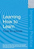 Learning How to Learn : Tools for Schools, , 0415400260