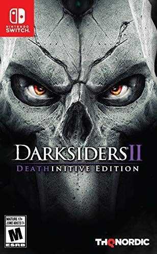 Darksiders 2 Deathinitive Edition - Nintendo Switch 1