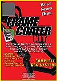 KBS Coatings 57002 Satin Black Frame Coater Kit