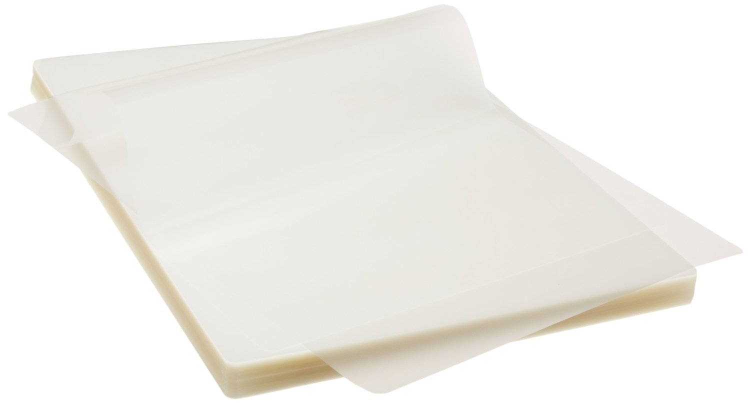 PackingSupply Thermal Laminating Pouches 3 Mil - 8.9-Inch x 11.4-Inch, Pack of 100