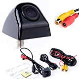eshion Car Rear View Camera Waterproof 170°Night Vision Color Car Rear Reverse View Back Up Camera