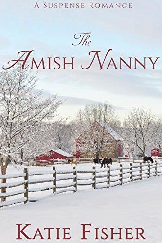 The Amish Nanny: A Suspense Romance cover