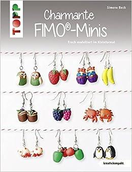 Bevorzugt Charmante FIMO-Minis: Frech modelliert im Kleinformat: Amazon.de HT27