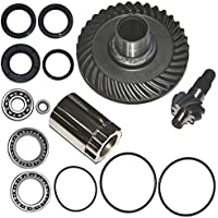 Rear Differential Ring and Pinion Gear Plus Kit Fits...