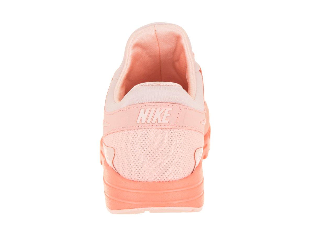 NIKE Women's Air Max Zero Running Shoe B072MGW8G7 9 M US|Sunset Tint/Sunset Glow