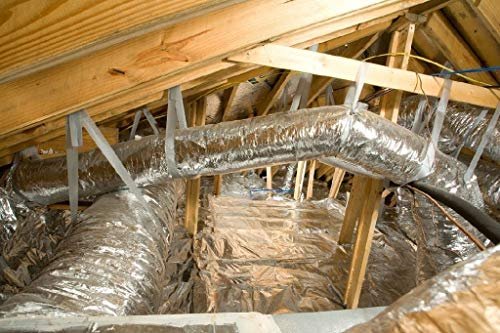 1000 sqft Diamond Radiant Barrier Solar Attic Foil Reflective Insulation 4x250 by AES by AWS (Image #4)