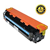 SaveOnMany ® Canon 131 (6271B001AA) Cyan C New Compatible Canon131 Toner Cartridge for Canon ImageClass LBP7110Cw MF624Cw MF628Cw MF8280Cw ~ 1 year warranty