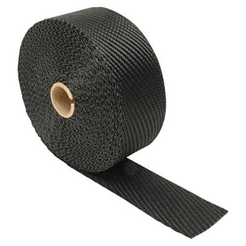 Design Engineering 010002 Exhaust Wrap, 2'' x 100', Titanium Black, 1 Pack by Design Engineering