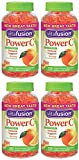 Power C Gummy for Adults, 4 Pack (150-Count)
