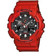 Casio 卡西欧 G-Shock 运动防水男士手表 GA-100