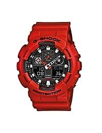 Mans watch CASIO G-SHOCK GA-100B-4AER