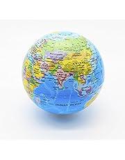 Exerz Éducationnel Globe Pivotant - en Anglais