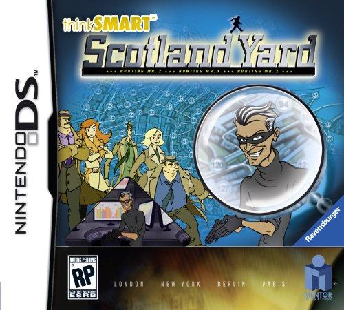 thinkSMART Scotland Yard – Nintendo DS