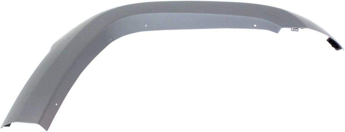 New Front Passenger Side Fender Flare For 2005-2006 Jeep Liberty Pre-Painted CH1269113 5JH46BDLAF