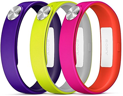 Sony Mobile Small A1 SmartBand Wrist Straps - (Best Sony Waterproof Activity Trackers)