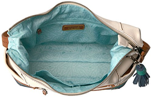 Monterey Sak Shoulder Stripe Bag The Kendra Hobo XpPxPBH