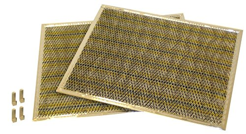 (Broan 99010308 Range Hood Charcoal Filter Genuine Original Equipment Manufacturer (OEM) Part Black)