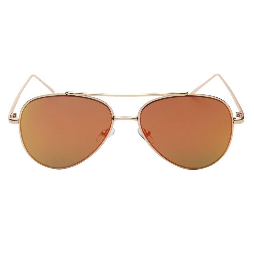 Amazon.com: cramilo Aviator anteojos de sol para hombres ...