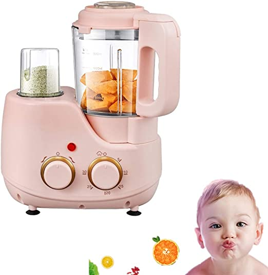 Angela Procesador de Alimentos para bebés con Olla de cocción al ...