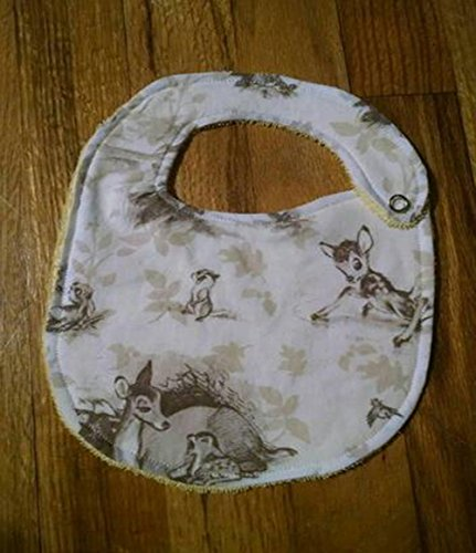 Bambi Bib or Burp Cloth