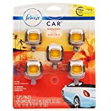 Best Car Air Fresheners - Febreze Car Air Freshener, Set of 5 Clips Review