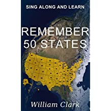 Remember 50 States: Sing Along & Learn