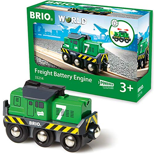 BRIO World 33214 Freight