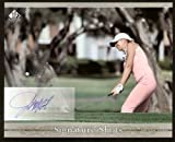 Jill McGill signed 2005 UD SP Signature Shots 8x10