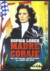 Madre coraje [DVD]: Amazon.es: Sophia Loren, Billy Dee ...