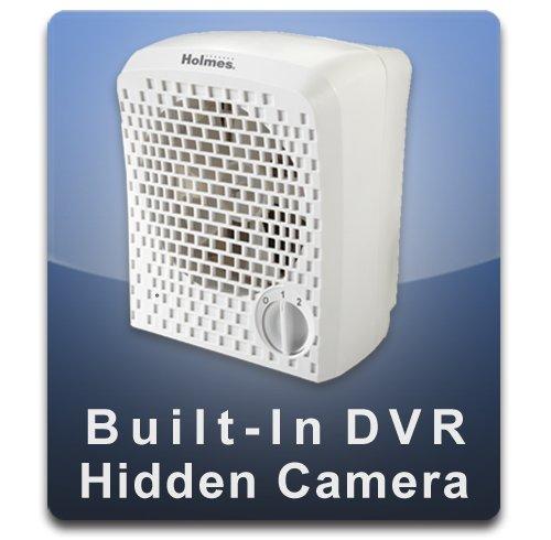 PalmVID DVR PRO Air Purifier Hidden Camera with Built-in DVR (Nanny Cam Air Purifier)