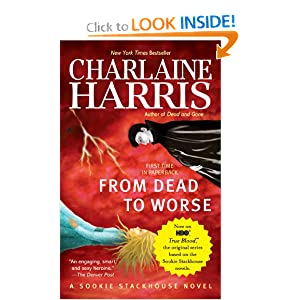 From Dead to Worse (Southern Vampire Mysteries, Book 8) Charlaine Harris