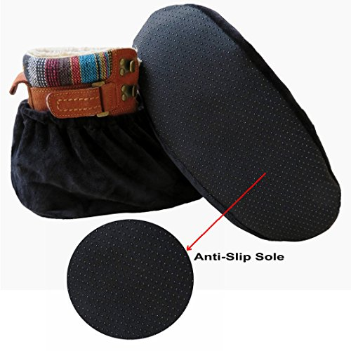 892ac6a5f60 DearyHome Shoe Covers Reusable Washable Non Slip Work Boot - Import It All