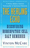 img - for The Healing Echo: Discovering Homeopathic Cell Salt Remedies book / textbook / text book