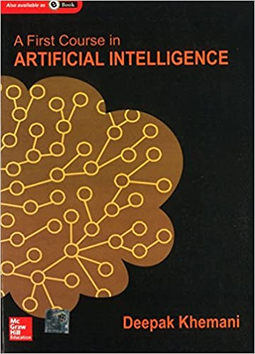 Buy A First Course in Artificial Intelligence Book Online at Low ...