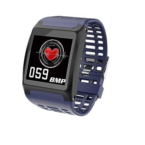 Reloj Inteligente, Reloj Inteligente a Prueba de Agua Deportes, Estado físico y Salud Monitor