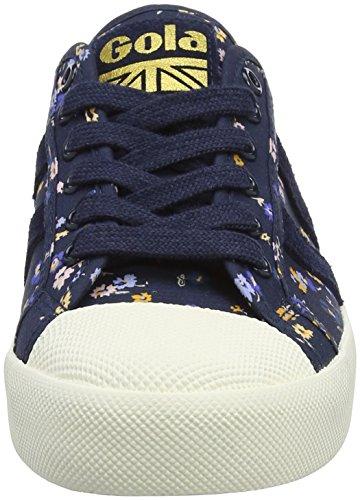 Azul Zapatillas De Navy para Coaster Gola Mujer Navy St Liberty BRwqp6