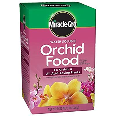 Miracle-Gro Orchid Food, 8-Ounce (Orchid Fertilizer) …