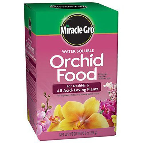Orchid Spike (Miracle-Gro Orchid Food, 8-Ounce (Orchid Fertilizer))