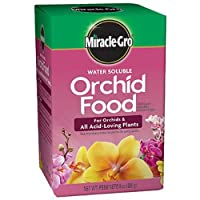 Miracle-Gro 100199 Water Soluble Orchid 8-Oz. Indoor Plant Food