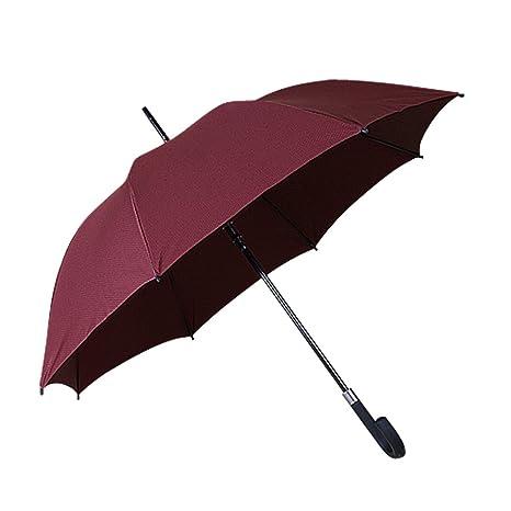 Paraguas Automáticos/Paraguas Recto Del Mayor Refuerzo/Sombrillas/Paraguas Resistentes Al Viento-