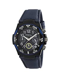 BREIL Watch Tribe ICE EXTENSION Male Chronograph Blue - EW0287