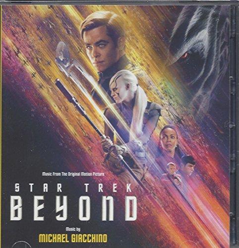 Star Trek Beyond, limited-edition two-CD set