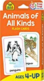Books : Animals of All Kinds Flash Cards