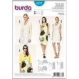 Burda Sewing pattern, 6773 - Dresses and Jacket-Easy by Burda