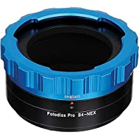 Fotodiox Pro Lens Mount Adapter, B4 (2/3) Lens to Sony E-mount Mirrorless Camera such as Alpha a7 & NEX-5