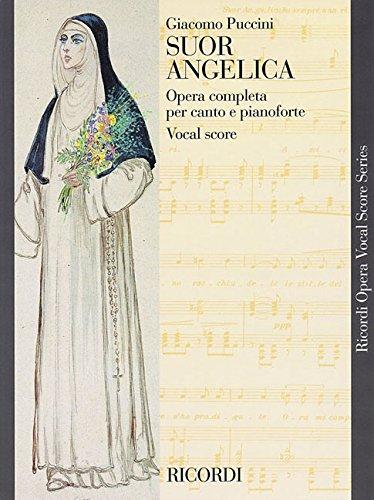 Read Online Suor Angelica: Vocal Score pdf