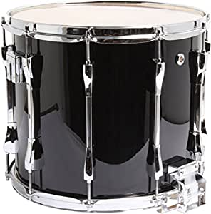 pearl competitor traditional snare drum 14 x 12 in midnight black musical instruments. Black Bedroom Furniture Sets. Home Design Ideas